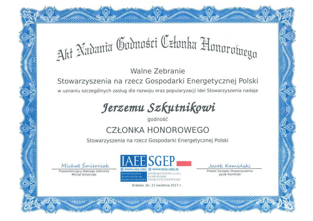 Jerzy Szkutnik nosign2